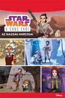 Könyv borító - Star Wars – A sors erői: Az igazság harcosai