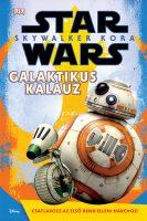 Könyv borító - Skywalker kora – Galaktikus kalauz